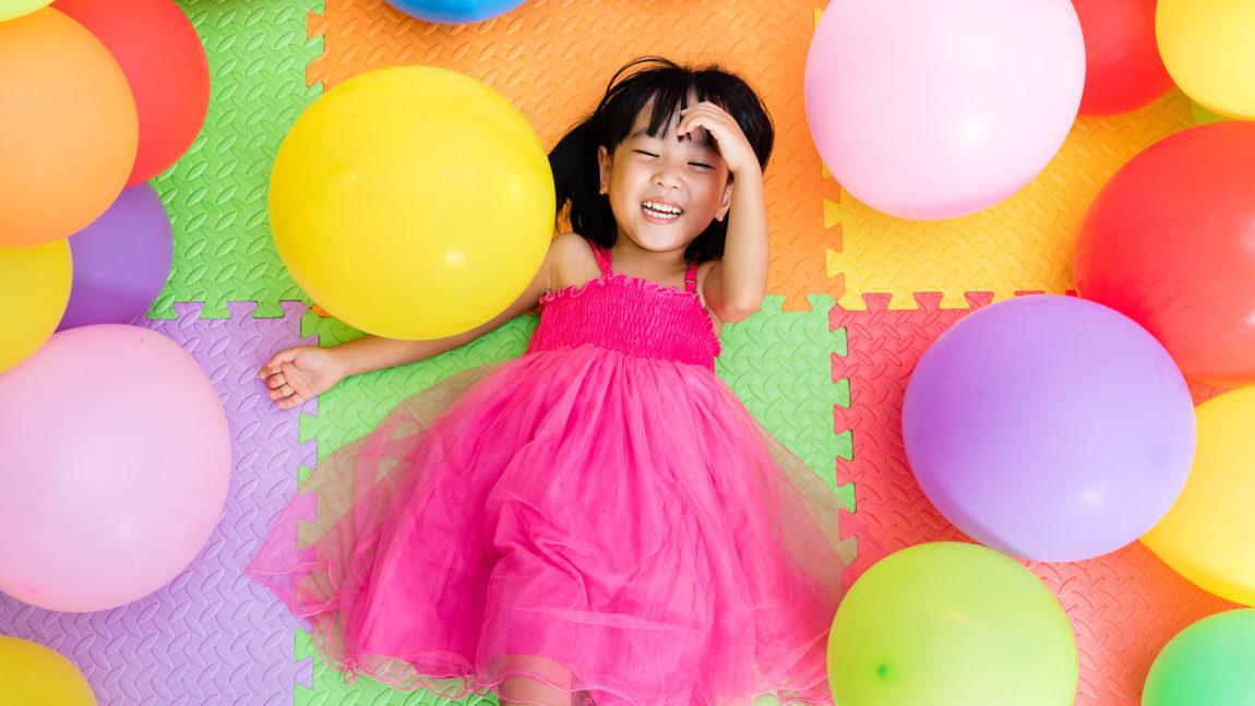 Balloon Play & Child Development