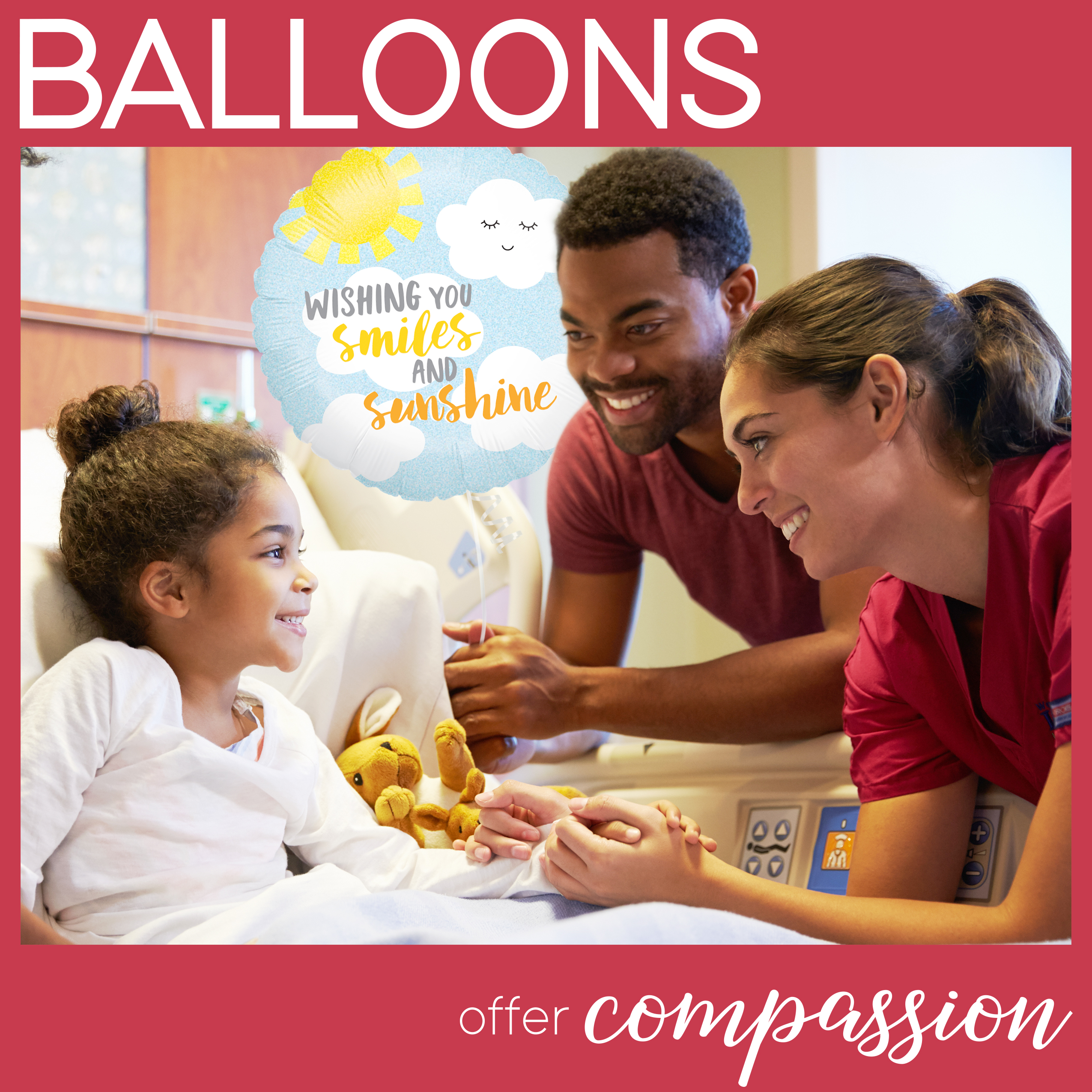 Balloon Facts - Balloons offer compassion