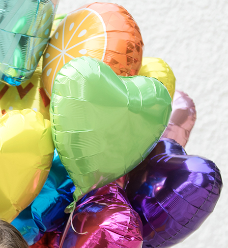Balloon Facts Biodegradable Latex Balloons